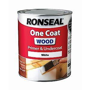 One Coat Wood Primer & Undercoat