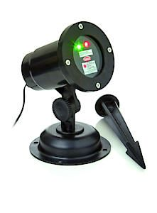 23Cm O-D Laser W-Rotating Red Green Dots W-Timer Speed Contr