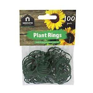 100 Plant Rings