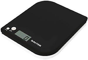 Salter Electric Scale White/Black