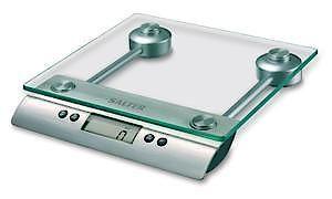 Glass Aquatronic  Electronic Kitchen Scale