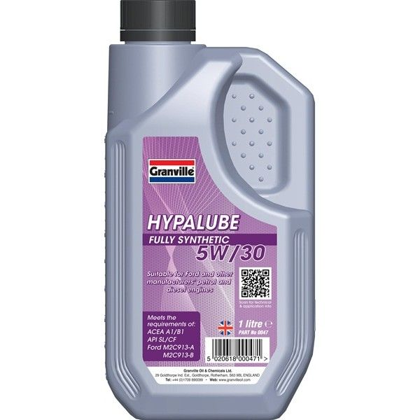 Hypalube Fs 5W30 1 Litre