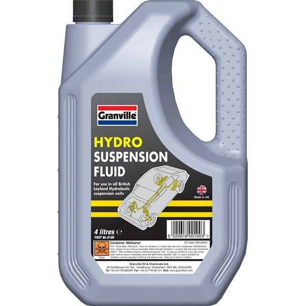 Hydro Suspension Fluid 4 Litre