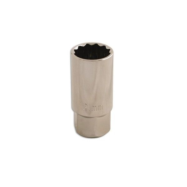 Spark Plug Socket 21Mm 12In. Drive Bihex