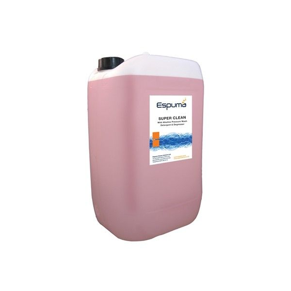 Super Clean Tfr With Wax Rinse Aid Concentrate 25 Litre