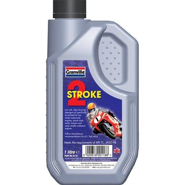 2 Stroke Mineral 1 Litre