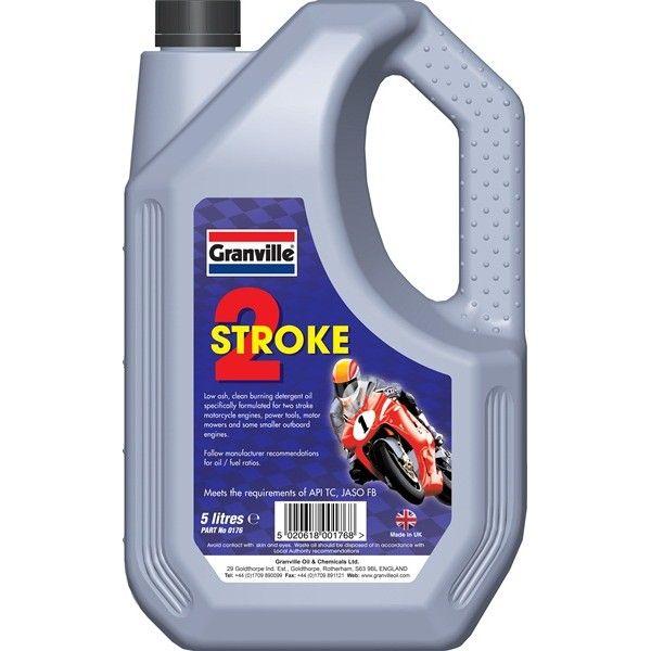 2 Stroke Mineral 500Ml