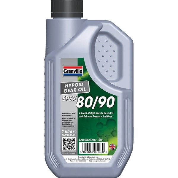 Epex 8090 Hypoid Gear Oil 1 Litre