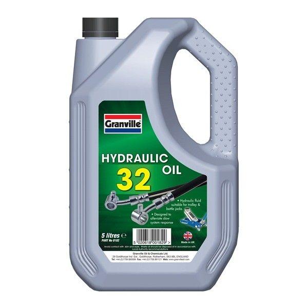 Hydraulic Oil 32 5 Litre