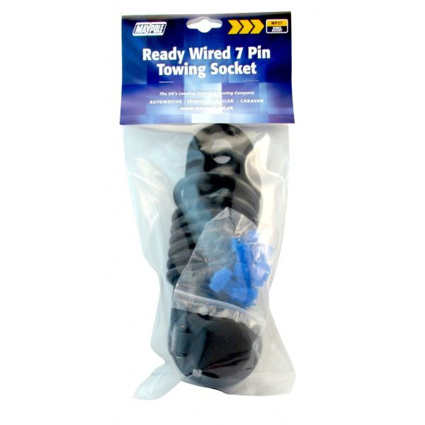 Socket Prewired 12N 7Pin