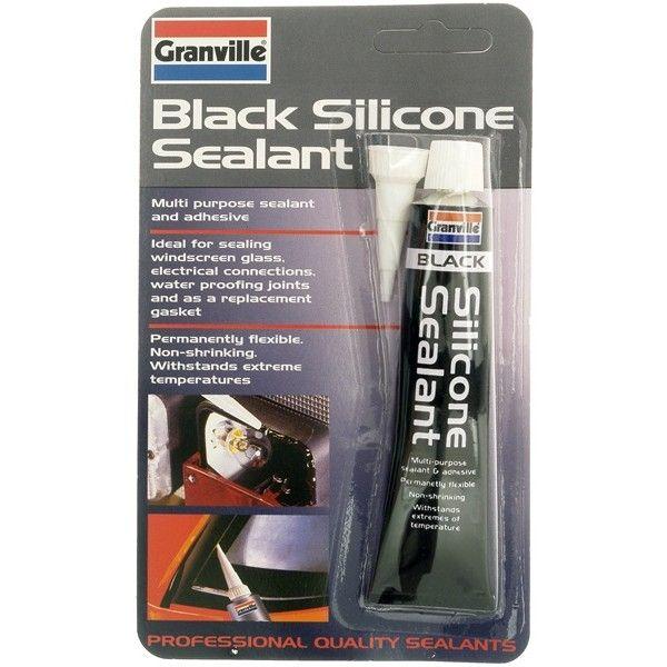 Silicone Sealant Black 40G