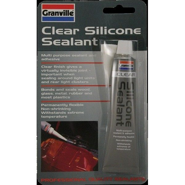 Silicone Sealant Clear 40G