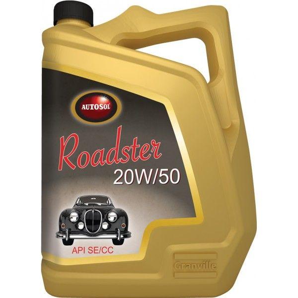 Roadster 20W50 5 Litre
