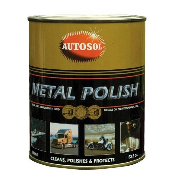 Multipurpose Metal Polish 750Ml