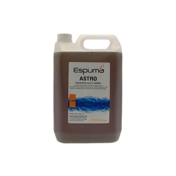 Astro Car Shampoo 5 Litre