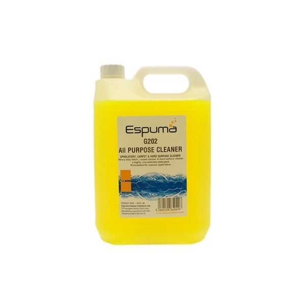 G202 All Purpose Cleaner 5 Litre