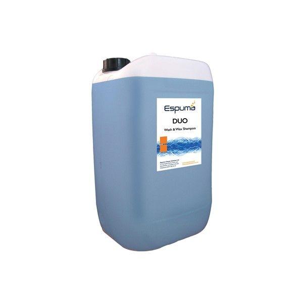 Duo Wash Wax Shampoo 25 Litre