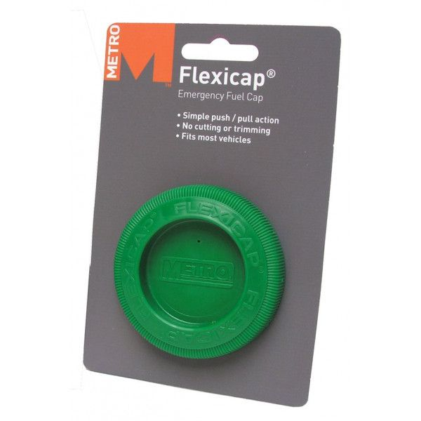Flexicap Emergency Non Locking Green