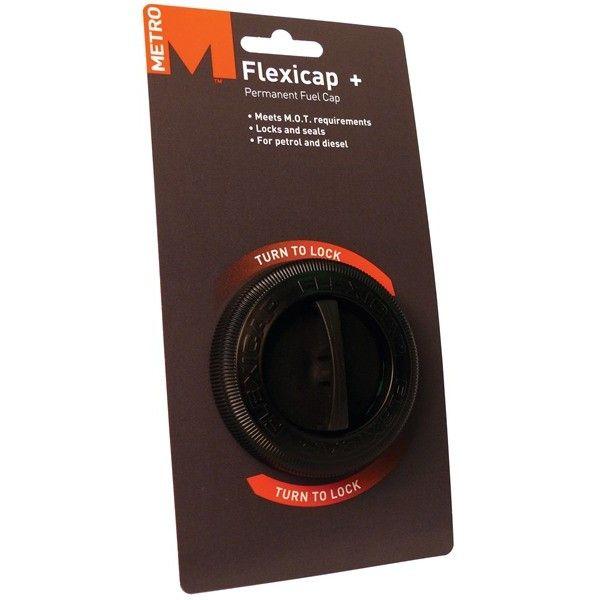 Flexicap Plus Locking Black