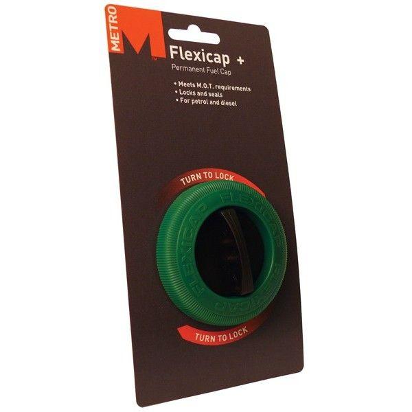 Flexicap Plus Locking Green