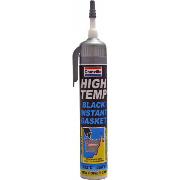 High Temperature Instant Gasket Black 200Ml
