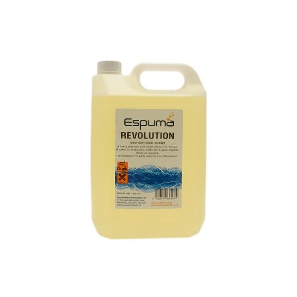 Wheel Cleaner Revolution 5 Litre