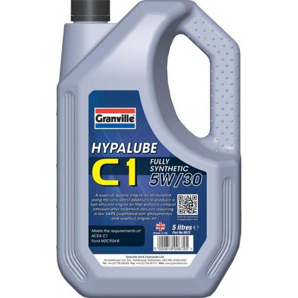 Hypalube C1 5W30 5 Litre