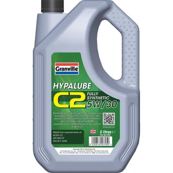 Hypalube C2 5W30 5 Litre