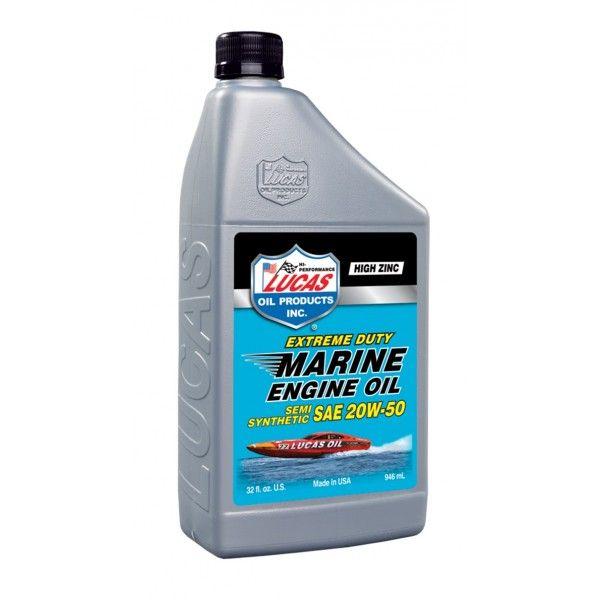 Marine Semisynthetic Sae 20W50 946Ml