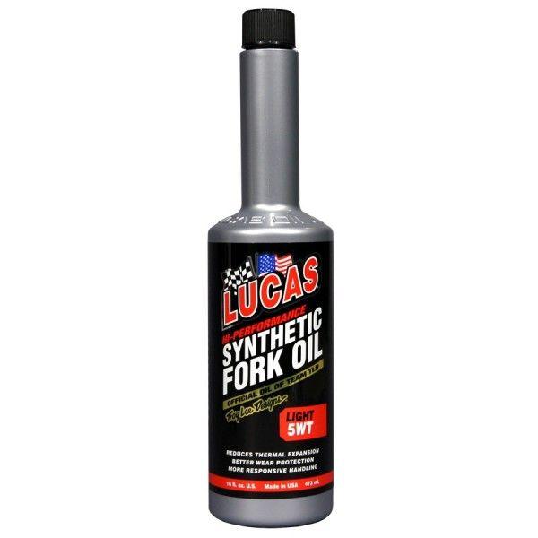 5Wt Fully Synthetic Fork Oil 473Ml