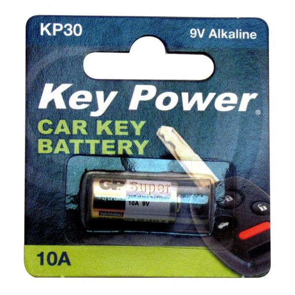 Coin Cell Battery 10A Alkaline 9V
