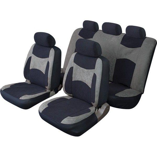 Car Seat Cover Escape Set Blackgrey