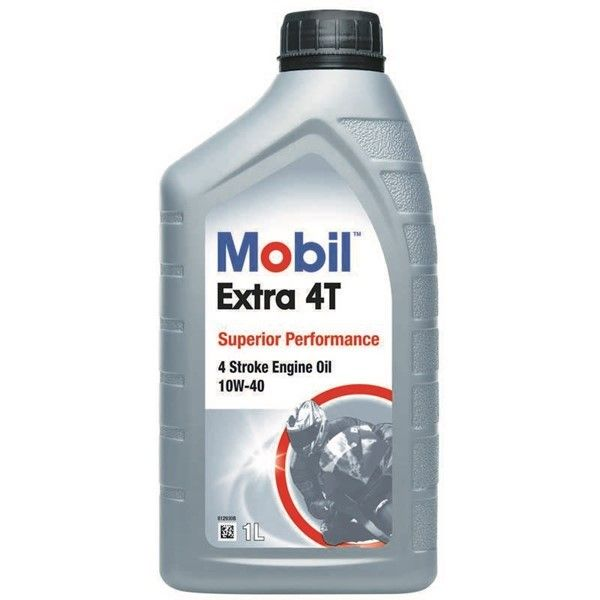 Mobil Extra 4T 10W40 Gsp 1Ltr