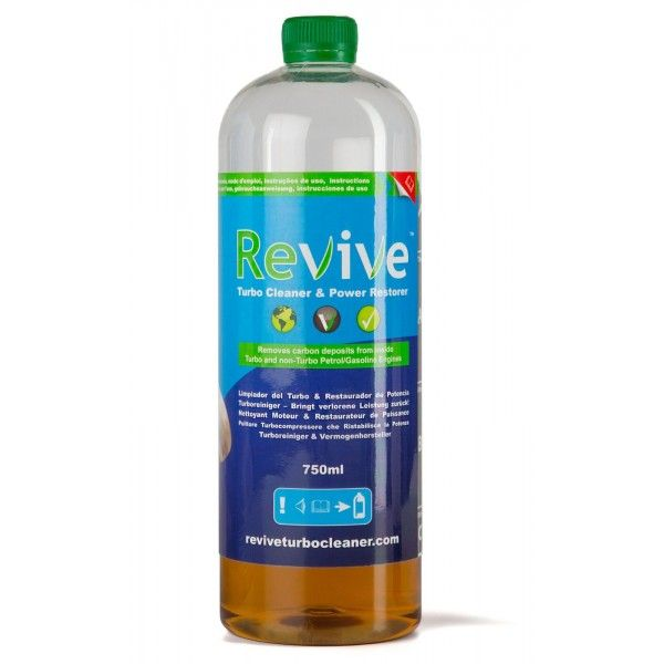 Revive Turbo Cleaner 750Ml Refill Petrol