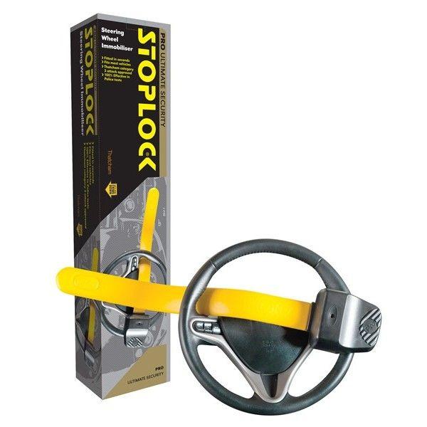 Steering Wheel Lock Professional