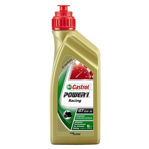 Power 1 Racing 4T 4 Stroke 10W30 Fully Synthetic 1 Litre