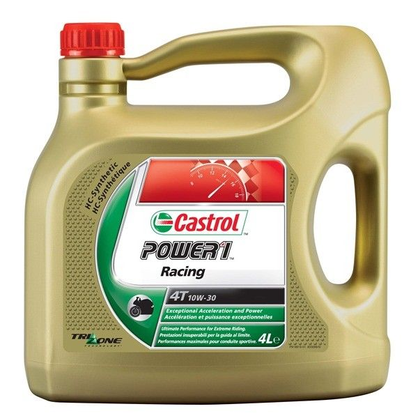 Power 1 Racing 4T 4 Stroke 10W30 Fully Synthetic 4 Litre