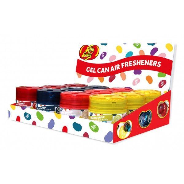 Mixed Gel Can Air Freshener Cdu Of 12