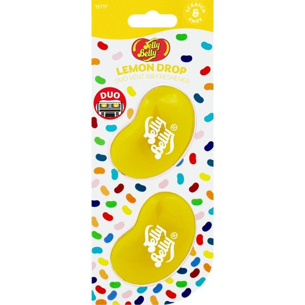 Lemon Drop Mini Vent 3D Gel Duo Pack