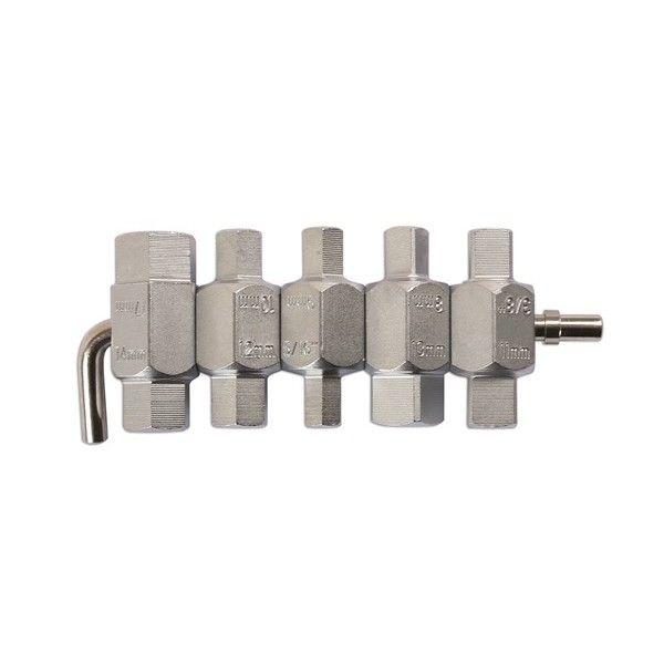 Drain Plug Key Set 5 Piece