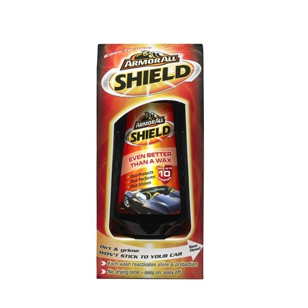 Car Body Shield Wax 500Ml