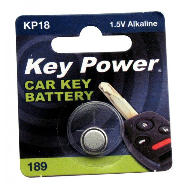 Coin Cell Battery 189 Alkaline 1.5V
