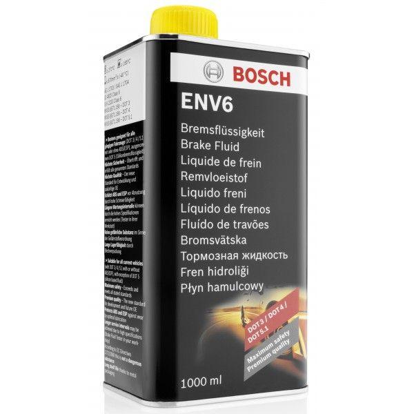 Env6 Synthetic Brake Fluid 1 Litre