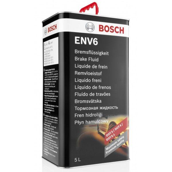 Env6 Synthetic Brake Fluid 5 Litre