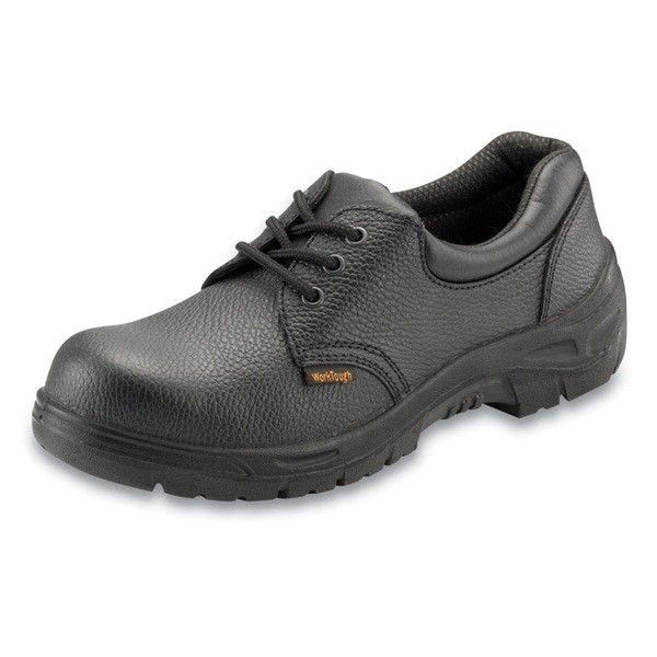 Safety Shoes Black Uk 8