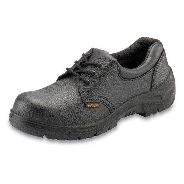 Safety Shoes Black Uk 10