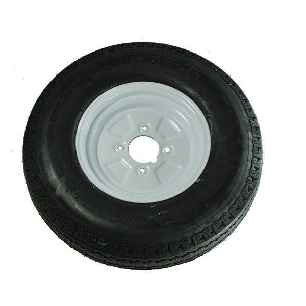 Trailer Wheel Tyre 500Mm X 10In.