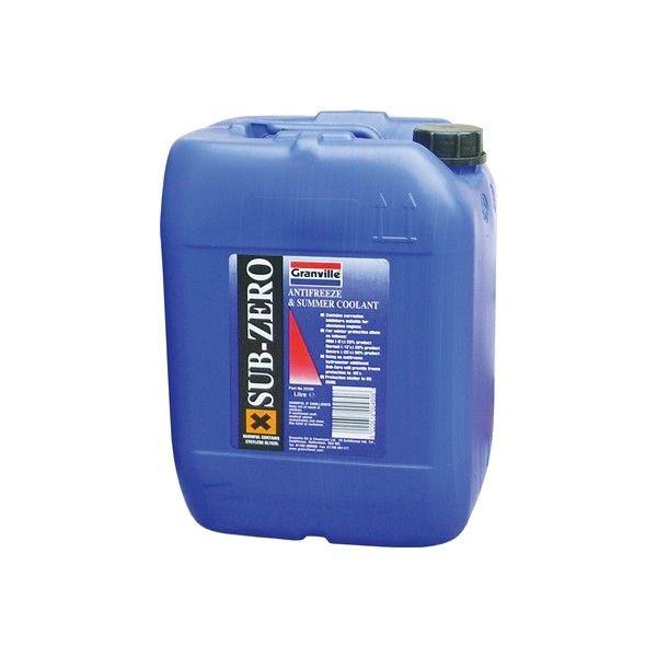 Subzero Antifreeze Summer Coolant Concentrated 20 Litre