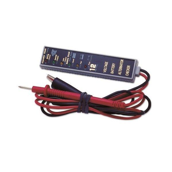 Batteryalternator Tester