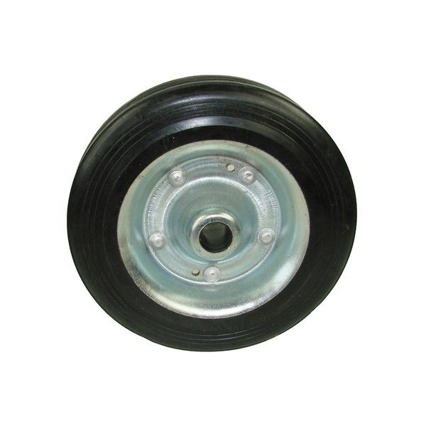 Jockey Wheel Spare Wheel Solid Tyre For Mp227